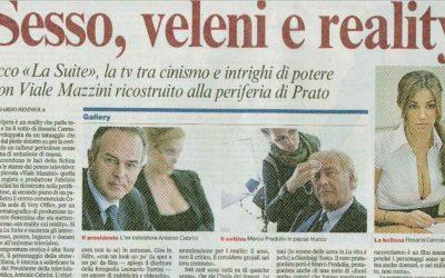 3 maggio 2009 – Il Corriere della Sera – Ciack si Gira a Very Office