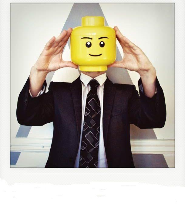 Caro manager, giochiamo con i Lego?